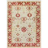 Surya Antique ATQ-1009 Beige Area Rug 8' x 11'