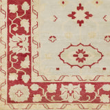 Surya Antique ATQ-1009 Beige Hand Knotted Area Rug Sample Swatch