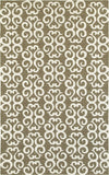 Tommy Bahama Atrium 51108 Brown Area Rug