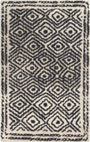 Surya Atlas ATS-1001 Charcoal Area Rug by Beth Lacefield 5' x 8'