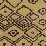 Surya Atlas ATS-1012 Olive Hand Knotted Area Rug by Beth Lacefield Sample Swatch
