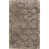 Surya Atlas ATS-1016 Taupe Area Rug by Beth Lacefield 5' x 8'
