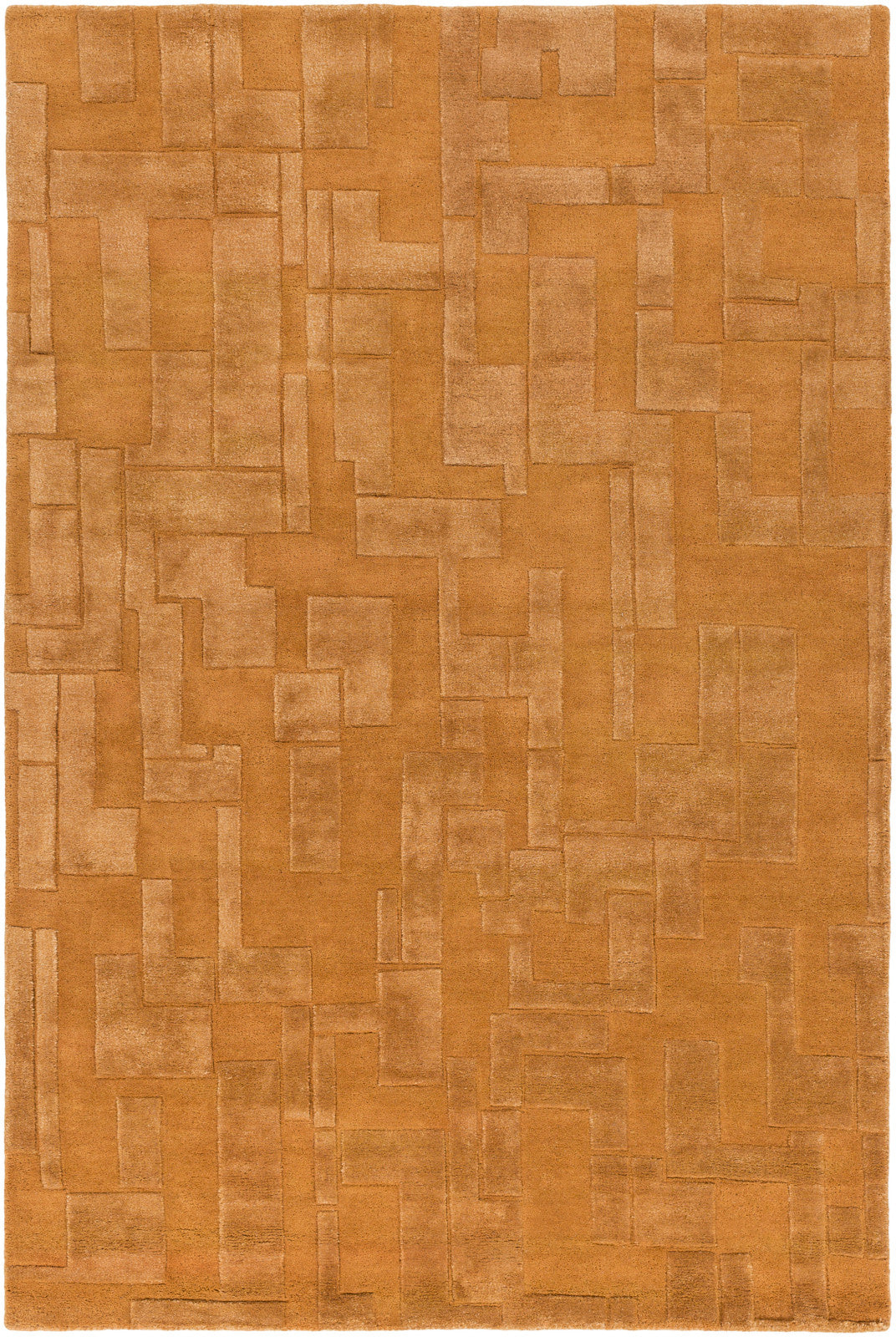 Surya Antoinette ATT-2013 Orange Area Rug main image