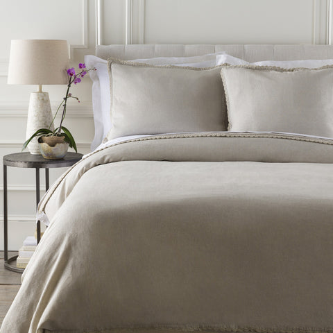Surya Audrey AUD-4000 Neutral Bedding