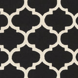 Artistic Weavers Pollack Stella Onyx Black/Ivory Area Rug Swatch