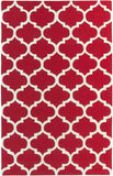Artistic Weavers Pollack Stella Crimson Red/Ivory Area Rug main image