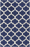 Artistic Weavers Pollack Stella Navy Blue/Ivory Area Rug main image