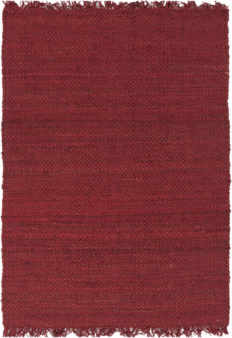 Artistic Weavers Tropica Harper Crimson Red Area Rug main image