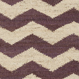 Artistic Weavers Portico Sadie Purple/Beige Area Rug Swatch