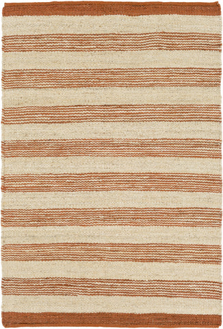 Artistic Weavers Portico Lexie Dark Orange/Beige Area Rug main image
