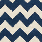 Artistic Weavers Transit Penelope Navy Blue/Ivory Area Rug Swatch