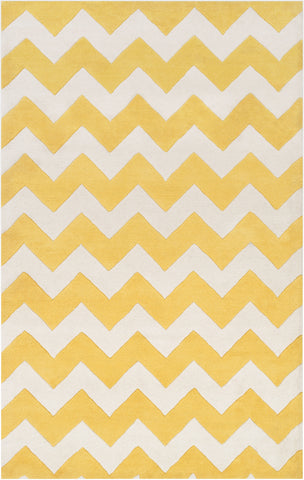 Artistic Weavers Transit Penelope Light Yellow/Ivory Area Rug main image
