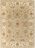 Artistic Weavers Oxford Isabelle Sage Green/Terra Cotta Area Rug Main