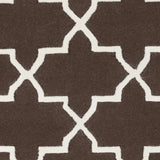 Artistic Weavers Pollack Keely Brown/Ivory Area Rug Swatch