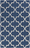 Artistic Weavers Pollack Keely Navy Blue/Ivory Area Rug main image