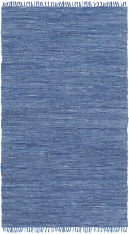 Artistic Weavers Easy Home Delaney Denim Blue Area Rug main image