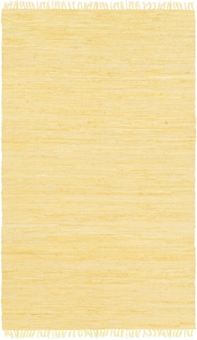 Artistic Weavers Easy Home Delaney Light Yellow Area Rug main image