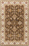 Artistic Weavers Middleton Charlotte Chocolate Brown/Nutmeg Area Rug main image