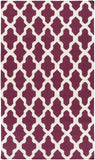 Artistic Weavers York Olivia Purple/Ivory Area Rug main image