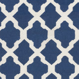 Artistic Weavers York Olivia Navy Blue/Ivory Area Rug Swatch