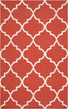 Artistic Weavers York Mallory Coral/Ivory Area Rug main image