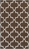 Artistic Weavers York Reagan Brown/Ivory Area Rug main image