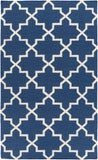 Artistic Weavers York Reagan Blue/Ivory Area Rug main image