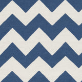 Artistic Weavers York Phoebe Blue/Ivory Area Rug Swatch