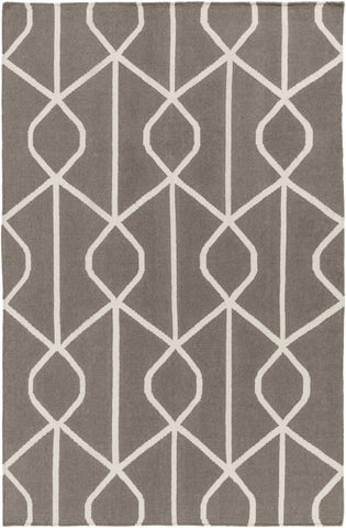 Artistic Weavers York Ellie Charcoal/Ivory Area Rug main image