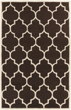 Artistic Weavers Transit Piper Chocolate Brown/Ivory Area Rug main image