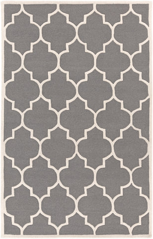 Artistic Weavers Transit Piper Gray/Ivory Area Rug main image