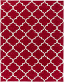 Artistic Weavers Holden Finley Crimson Red/Ivory Area Rug Main