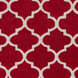 Artistic Weavers Holden Finley Crimson Red/Ivory Area Rug Swatch