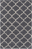Artistic Weavers Holden Finley Charcoal/Ivory Area Rug main image