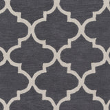 Artistic Weavers Holden Finley Charcoal/Ivory Area Rug Swatch