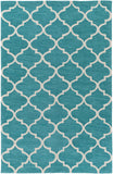 Artistic Weavers Holden Finley Turquoise/Ivory Area Rug main image