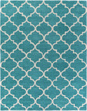 Artistic Weavers Holden Finley Turquoise/Ivory Area Rug Main