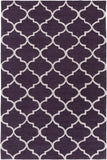 Artistic Weavers Holden Finley Plum/Ivory Area Rug main image