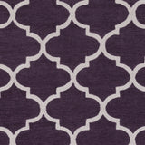 Artistic Weavers Holden Finley Plum/Ivory Area Rug Swatch