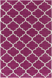 Artistic Weavers Holden Finley Raspberry/Ivory Area Rug main image