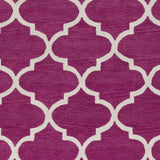 Artistic Weavers Holden Finley Raspberry/Ivory Area Rug Swatch
