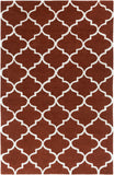 Artistic Weavers Holden Finley Rust/Ivory Area Rug main image