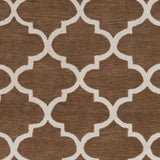 Artistic Weavers Holden Finley Nutmeg/Ivory Area Rug Swatch