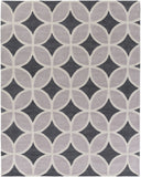 Artistic Weavers Holden Mackenzie Charcoal/Light Gray Area Rug Main