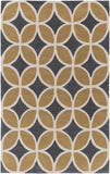 Artistic Weavers Holden Mackenzie Sunflower/Charcoal Area Rug main image
