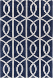 Artistic Weavers Holden Zoe Navy Blue/Light Gray Area Rug main image