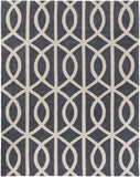 Artistic Weavers Holden Zoe Charcoal/Ivory Area Rug Main