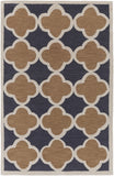 Artistic Weavers Holden Maisie Tan/Charcoal Area Rug main image