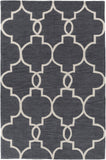 Artistic Weavers Holden Mattie Charcoal/Ivory Area Rug main image