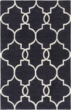 Artistic Weavers Holden Mattie Onyx Black/Ivory Area Rug main image